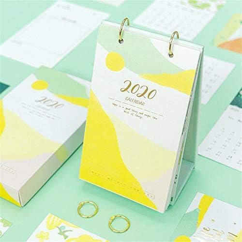 seawe Kalender, Kalender Office 2020 Multifunktionskalender Kalender Notepad Desktop, Haben Aufkleber Und Anzeichen Von Bequemlichkeit Können EIN Memo In DIY Schreiben