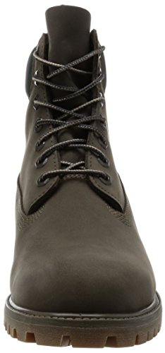 TIMBERLAND 6 PREMIUM BOOT CANTEEN - Age - ADULTE, Couleur - GRIS, Genre - HOMME, Taille - 39,5