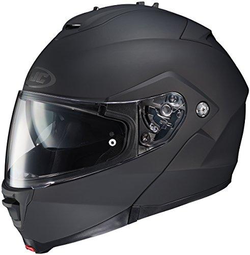 HJC IS-MAX 2 Helmet (Matte Black, Large) ()