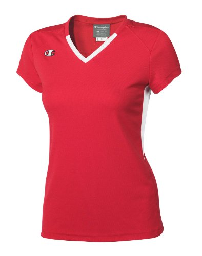 Champion Double Dry Sleeveless (Champion Double Dry® Solid-Color Mesh Sleeveless Women's Jersey,)