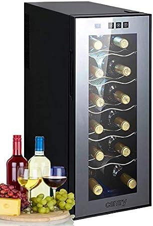 33litros nevera para 12botellas de vino noble diseño, alta calidad & bajo consumo refrigeración a