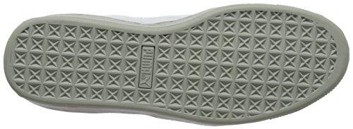 Basket Puma Ginnastica da Classic Unisex Scarpe Pearl Basse 1Ox7ZqO