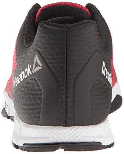 Reebok Heren Crossfit Snelheid Tr Cross-trainer Schoen Uitstekende Rood / Zwart / Wit / Tin