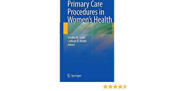 Primary Care Procedures in Womens Health