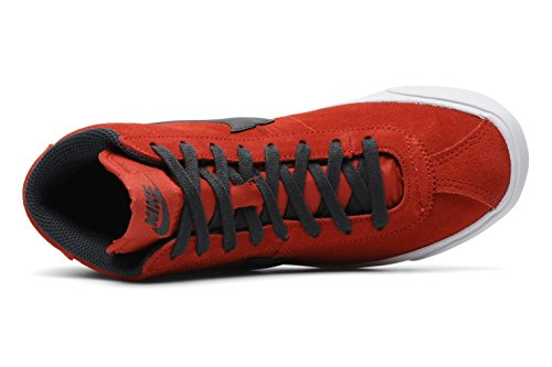 Nike - Zapatillas para niño Rosso/Antracite