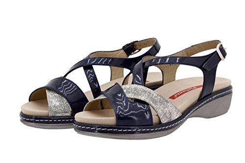 amples sandale amovible semelle 8812 femme en confortables confort Marino Chaussure cuir Piesanto vxaqYw