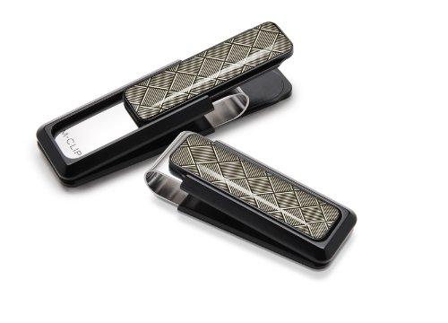 Clip M Clip Money M Herringbone V Series Black Clip gR0xgqF