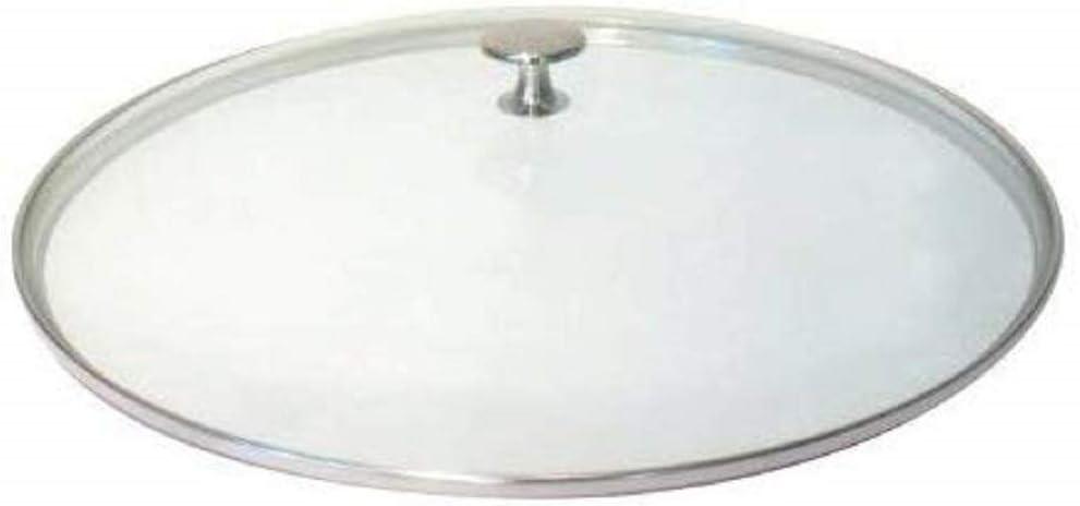STAUB Glass lid 37cm Direct sale of manufacturer Round Choice