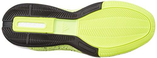 adidas 2015 Crazylight Boost Primekni - Zapatillas para hombre Lima / Negro
