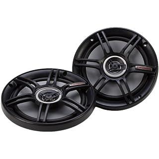 Discount Crunch CS65CXS Full Range 3-Way Shallow Mount Car Speaker 6.5'