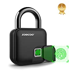 Your finger is your password. This advanced hi-tech fingerprint padlock provides a safe and private way for unlock and identity verify keep everything you want to protect more safe. With our professional factory service,you will always enjoy ...