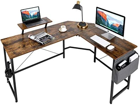AuAg L Shaped Office Computer Desk