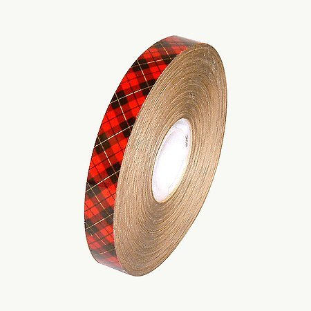 Scotch ATG Adhesive Transfer Tape 969 Clear, 0.50 in x 36 yd. 5.0 mil [PRICE is per ROLL]