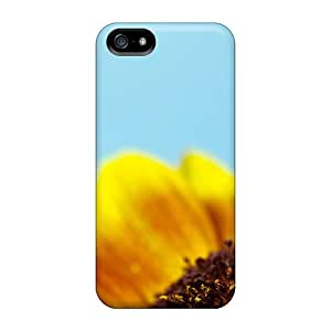 High-quality Durable Protection Cases For Iphone 5/5s(cool 2d Flower)