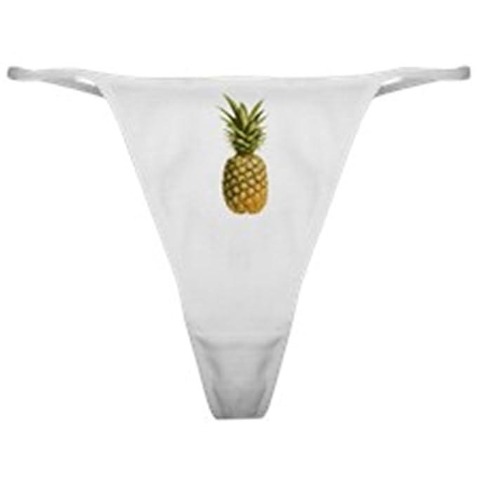 2f911c8632b Amazon.com  CafePress - Pineapple - Thong Underwear