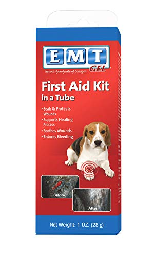 Trophy EMT Gel Colagen Wound Dressing for Pets, 1-Ounce