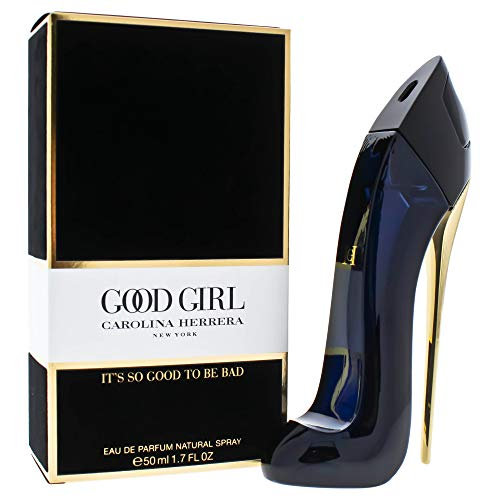 Carolina Herrera Good Girl Eau De Parfum Spray for Women, 1.7 Ounce, Multi