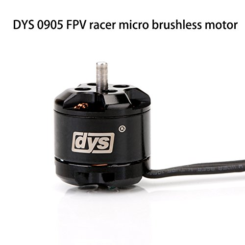 DYS 0905 FPV racer micro brushless motor BE0905 10000KV 118g thrust for FPV mini multirotor / tiny drone 50-100mm