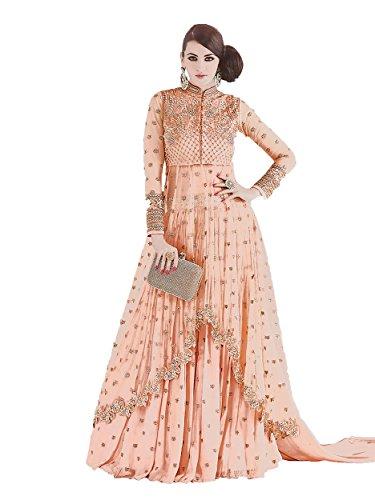 anarkali full dress - 1