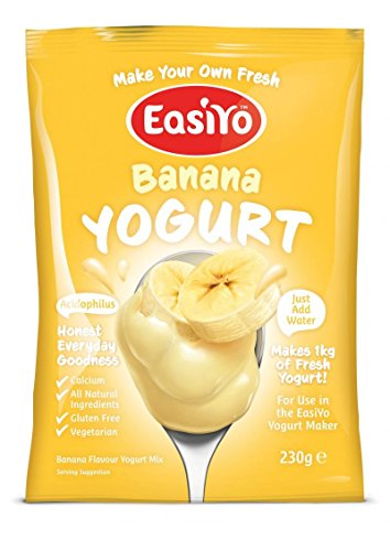 Easiyo Sweet Banana Yoghurt Mix 230g by EasiYo