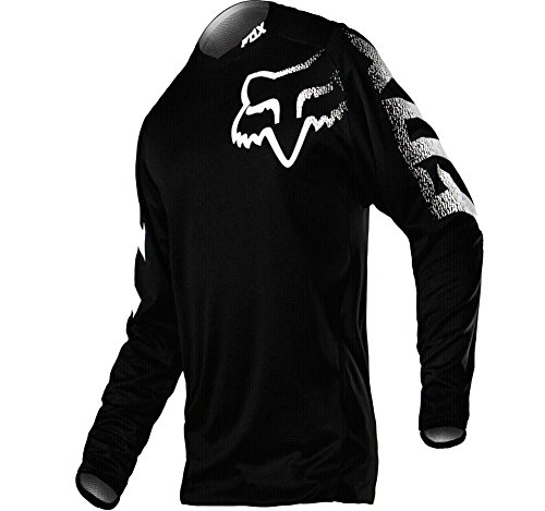 Fox Racing Blackout Motocross Offroad Jersey- X'Large by FoxPrint