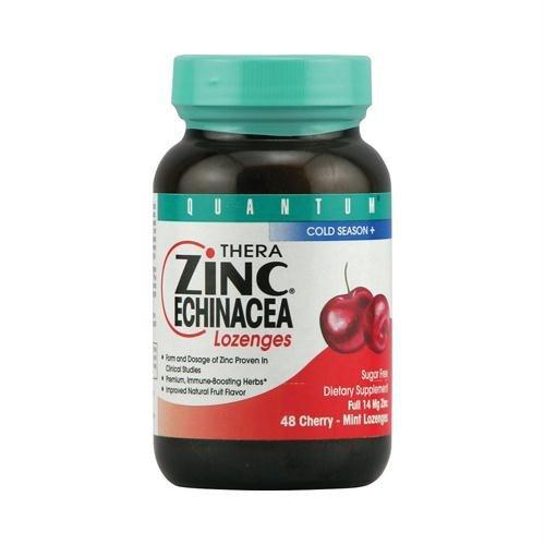 - Thera Zinc Echinacea Lozenge