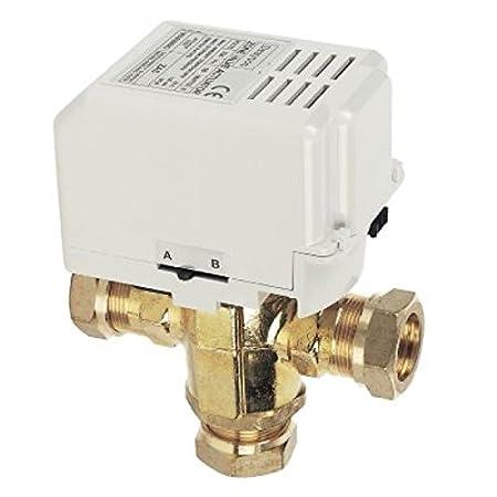 Drayton 27101 22 mm 3 port mid position valve amazon diy tools drayton 27101 22 mm 3 port mid position valve asfbconference2016 Image collections