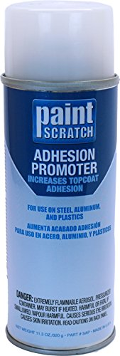 PAINTSCRATCH Adhesion Promoter - Makes Paint Stick to All Automotive Surfaces - 11.3 Oz. Spray Can