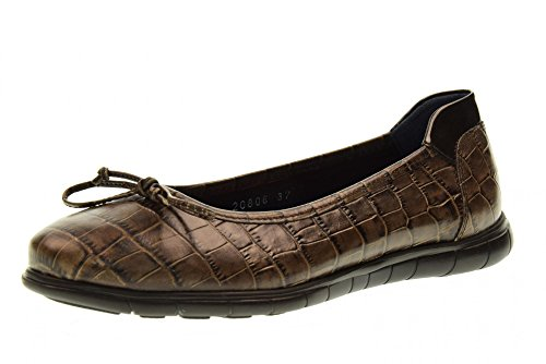 de zapatos 20806 Marrón mujer Ballerine CALLAGHAN 1 S5nfEE