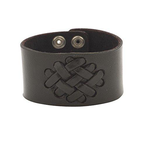 Irish Celtic Cuff Bracelet - 8