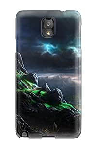 Tpu Fashionable Design Lightning Rugged Case Cover For Galaxy Note 3 New