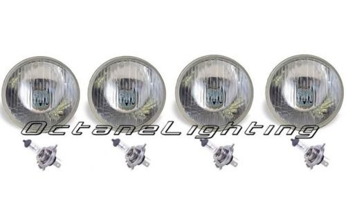 Headlamp Bulb Halogen (OCTANE LIGHTING 5-3/4