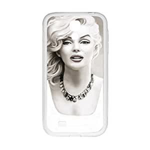 Happy Marilyn Monroe Phone Case for Samsung Galaxy S4