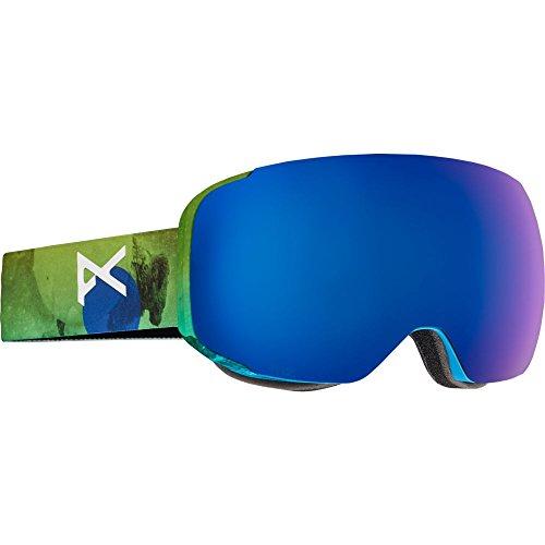 Anon M2 Snow Goggles Tatonka With Blue Cobalt & Blue Lagoon Lens -  10775101490_Tatonka/Blue Cobalt_One size