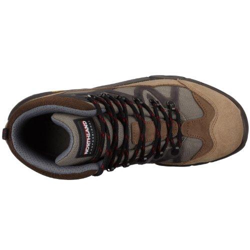 Northland Pordoi MC Shoe 02-03274, Scarpe da trekking uomo Beige (Beige (Beige1))