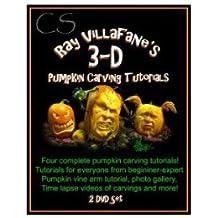 Ray Villafane's 3D Pumpkin Carving Tutorials