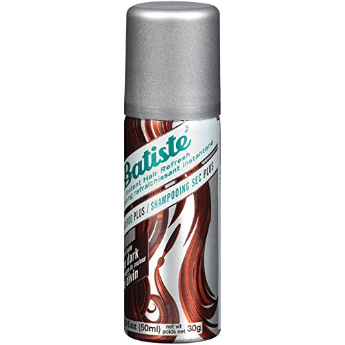 Batiste Dry Shampoo Divine Dark Mini Travel Size 1.6 oz ( Value Pack of 3) by Batiste (Image #3)