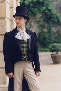 1795-1820 Men's Tailco...