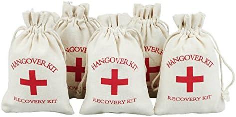 vLoveLife Bachelorette Hangover Recovery Drawstring
