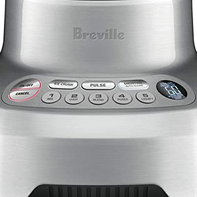 Breville The Kinetix Control Batidora de vaso 1.5L 1200W Gris ...