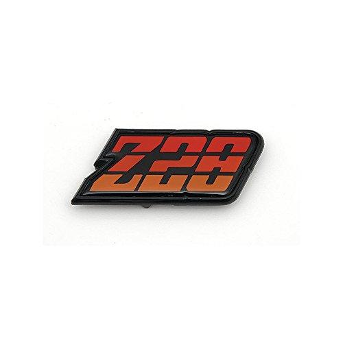 Eckler's Premier Quality Products 33142964 Camaro Gas Door Emblem Z28 ()