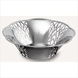 Alessi Round Half Pierced Basket
