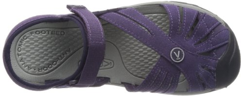 Grape Sweet Sandals Neutral Keen ROSE Women's Gray Et0qyw0Izx