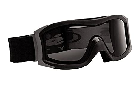 BOLLE SAFETY 40098 Dust Resistant Goggles,Antfg,Smoke