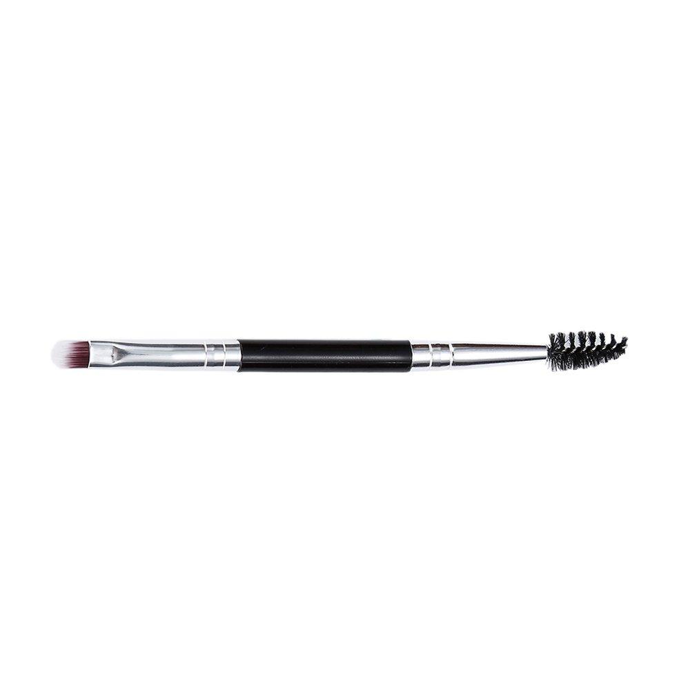 Eyebrow Pomade Definer waterproof Black With Eyebrow Brush Makeup Tools Lash Brush BEAUTOP