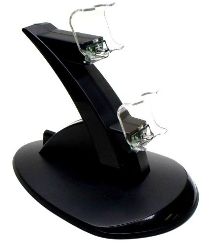 Playstation 4 Dual USB Charging Dock Station Stand for Ps4 Controller