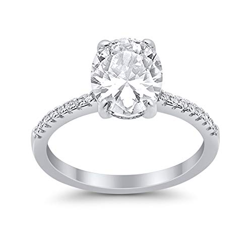 Oval Solitaire - 3