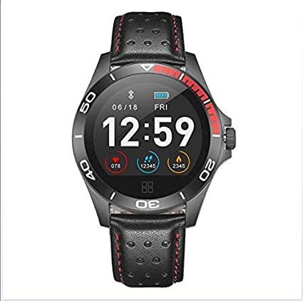OJBDK Smartwatch Ionic Health & Fitness Smartwatch (GPS) con ...