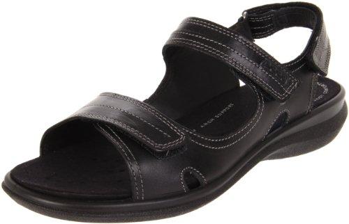 Ecco Breeze 211013 - Sandalias de vestir para mujer Negro
