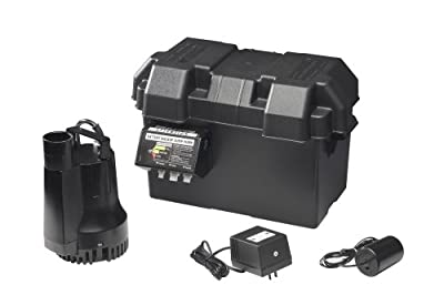 Wayne Battery Back Up Sump Pump System